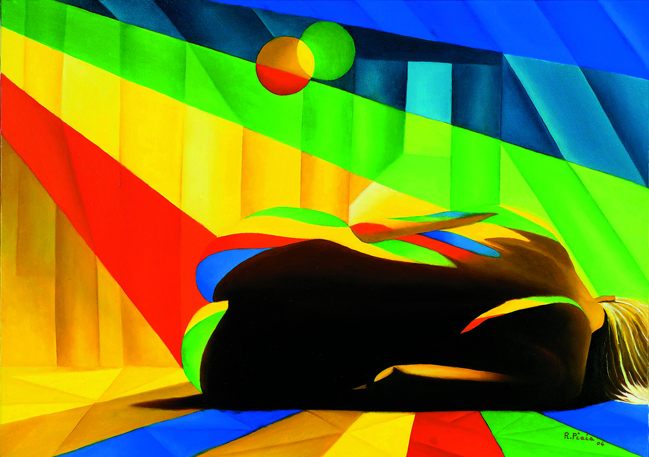 Rest In Assurfivo – oil on canvas 50x70 cm.