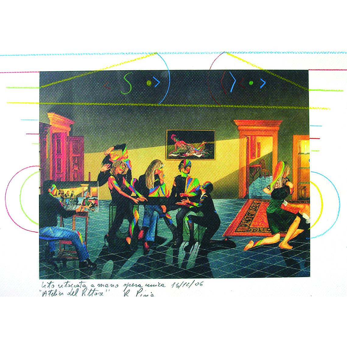 Ateliers des Malers