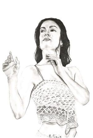Рисунки Ева Сомнение