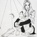 Lisa Guerriera Disegni