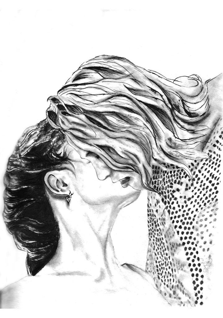 Giulia Eva Zeichnungen