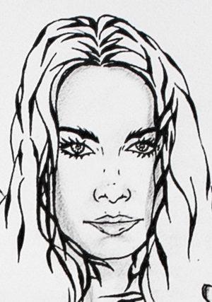 Lisa Drawings 4
