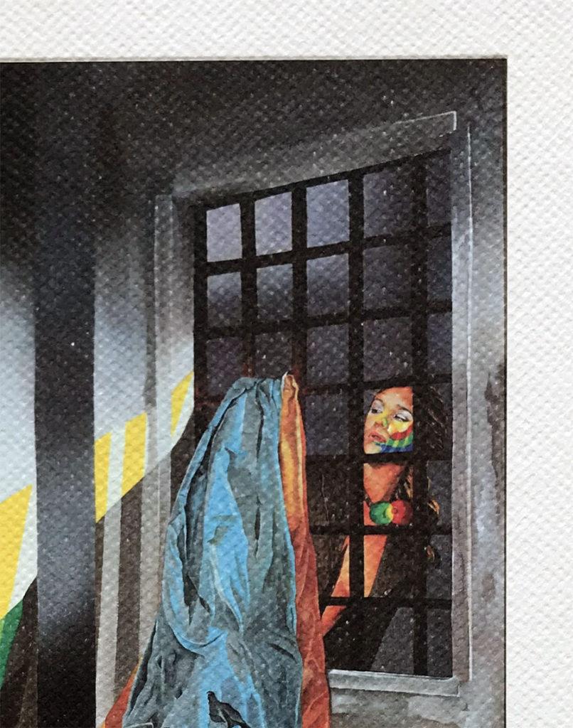 Particolare Stampa Dipinti