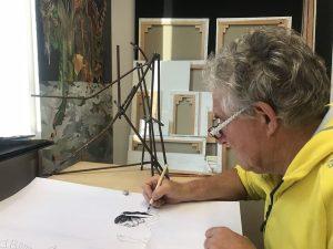 Pittura Disegno Fumetto